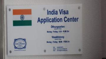 Indien Visacenter