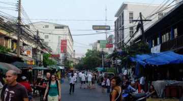 bangkok khao san road chi