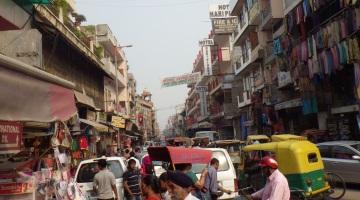 delhi paharganj strasse