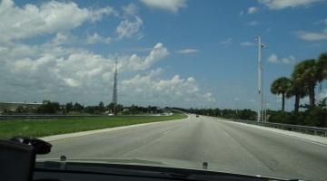 interstate to staugustine