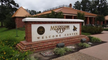 mississippi welcomecenter