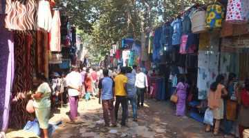 panaji old goa markt