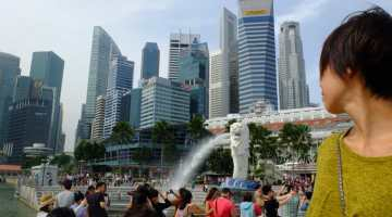 singapur skyline chi