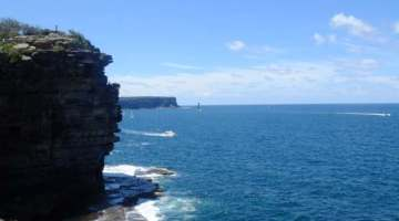 sydney watsons bay gap bluff