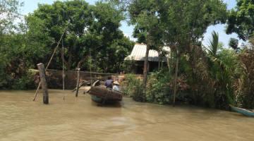 vietnam saigon mekong delta