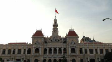 vietnam saigon streets